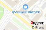 Схема проезда до компании Кондитерская лавка в Архангельске
