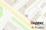 Схема проезда до компании Flynow в Архангельске