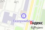 Схема проезда до компании СОГАЗ в Архангельске