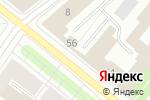 Схема проезда до компании Кофе Лайк в Архангельске