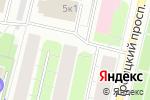 Схема проезда до компании Багетка в Архангельске