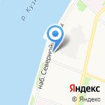 Государственный архив Архангельской области на карте Архангельска