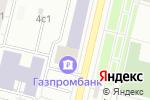 Схема проезда до компании the Хмель в Архангельске