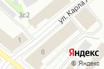 Схема проезда до компании Incanto в Архангельске