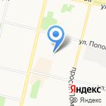 Avtomoika29.ru на карте Архангельска