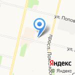 Современная гуманитарная академия на карте Архангельска