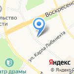 Элит-Алко на карте Архангельска