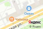 Схема проезда до компании Система в Архангельске