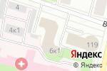 Схема проезда до компании Городская компьютерная помощь в Архангельске