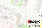 Схема проезда до компании Белошвейка в Архангельске