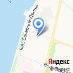 Nord Auto на карте Архангельска