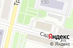 Схема проезда до компании Архангельская межрайонная природоохранная прокуратура в Архангельске