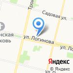 zoorim.ru на карте Архангельска