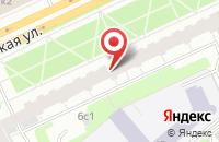 Схема проезда до компании Кантор в Архангельске