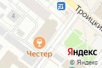 Схема проезда до компании Престо в Архангельске