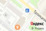 Схема проезда до компании Топливо-заправочная компания Норд-Ойл в Архангельске