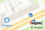 Схема проезда до компании Триал-Спорт в Архангельске