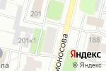 Схема проезда до компании Магазин ивановского текстиля в Архангельске
