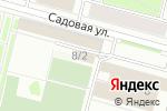 Схема проезда до компании Магазин автозапчастей в Архангельске