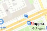 Схема проезда до компании МегаФон в Архангельске