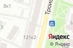 Схема проезда до компании Джулия в Архангельске