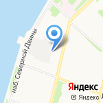 ФинПромИнвест на карте Архангельска
