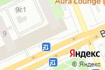 Схема проезда до компании Банкомат, Мособлбанк, ПАО в Архангельске