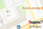 Схема проезда до компании Участковый пункт полиции в Архангельске