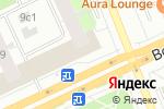 Схема проезда до компании Baklajan в Архангельске