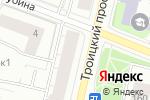 Схема проезда до компании МамаБэль в Архангельске