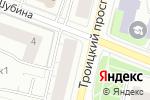 Схема проезда до компании Овощная лавка в Архангельске