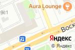 Схема проезда до компании Графика в Архангельске