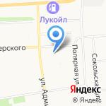 Арт-Авто на карте Архангельска