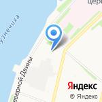 Классика штор на карте Архангельска
