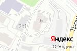Схема проезда до компании Классика штор в Архангельске