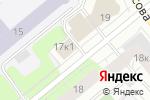Схема проезда до компании БережИна в Архангельске