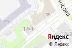 Схема проезда до компании Промсервис в Архангельске