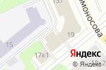 Схема проезда до компании Нотариус Неклюдова О.Ю. в Архангельске