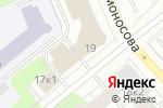 Схема проезда до компании ПЕРВЫЙ ЦВЕТОЧНЫЙ СУПЕРМАРКЕТ в Архангельске