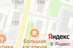 Схема проезда до компании Вельвет в Архангельске