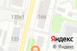 Схема проезда до компании Brinums в Архангельске