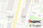 Схема проезда до компании Волна в Архангельске