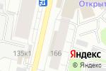 Схема проезда до компании ШАГ в Архангельске