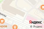 Схема проезда до компании Платежный терминал, Банк Уралсиб, ПАО в Архангельске