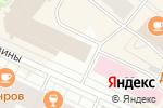 Схема проезда до компании Основа в Архангельске
