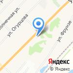 Технопартнер на карте Владимира