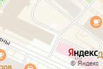 Схема проезда до компании Поморский дворик в Архангельске