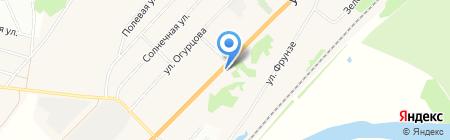 Стартеры-генераторы на карте Боголюбово