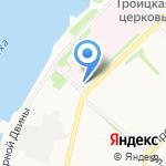 Доверие на карте Архангельска