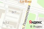 Схема проезда до компании Каргополочка в Архангельске